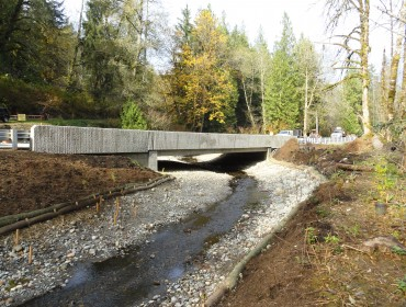 Lake Creek Fish Passage